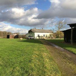 Vue maison - Corps de ferme - Le Fidelaire