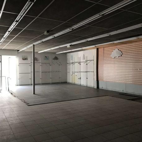 Intérieur 3 local commercial Elbeuf
