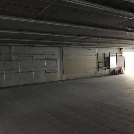 Intérieur local commercial Elbeuf