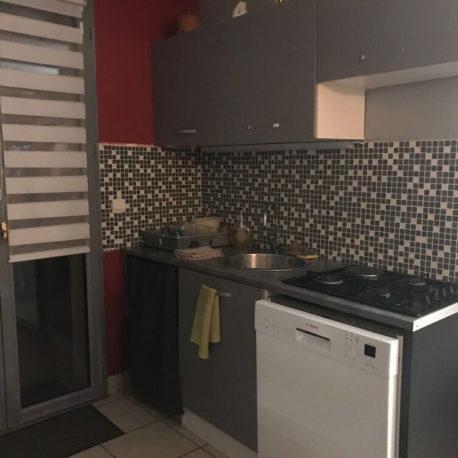 Cuisine ouverte – maison Romilly sur Andelle – ST Immobilier Elbeuf