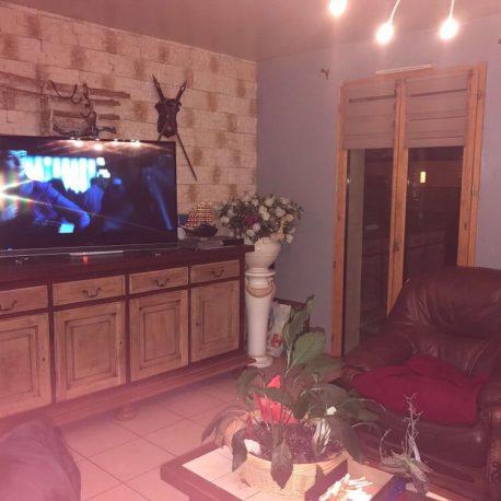 Salon – maison Romilly sur Andelle – ST Immobilier Elbeuf