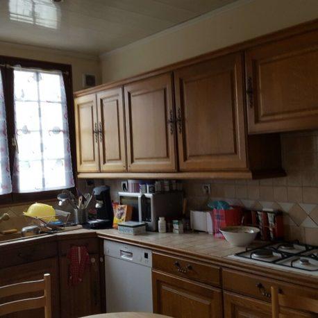 Cuisine aménagée – Maison – Sotteville les Rouen – ST Immobilier – Elbeuf