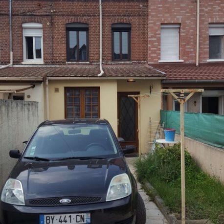 Façade - Maison - Sotteville les Rouen - ST Immobilier - Elbeuf