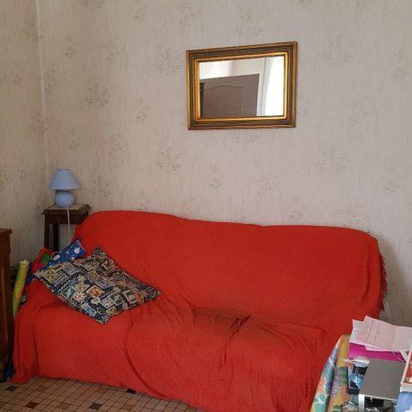Salon – maison – St Pierre les Elbeuf – ST Immobilier – Elbeuf