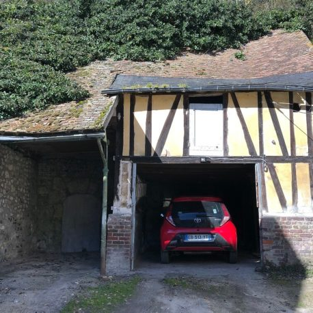 Cave – garage – maison F4 – Freneuse – ST Immobilier Elbeuf