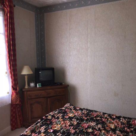 Chambre 1 rez de chaussée maison Villers sur Mer – ST Immobilier Elbeuf