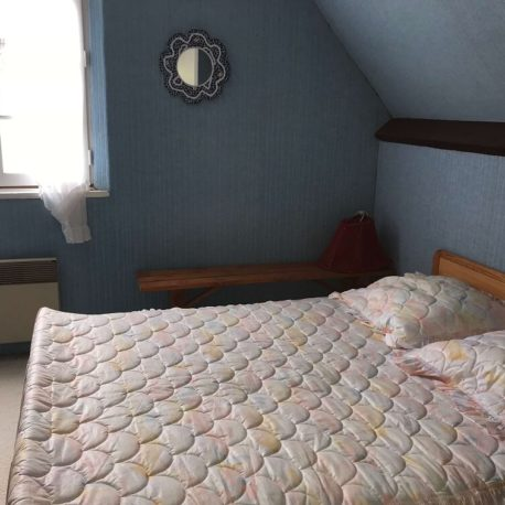 Chambre 2 b maison Villers sur Mer – ST Immobilier Elbeuf