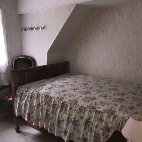 Chambre 2 maison Villers sur Mer – ST Immobilier Elbeuf