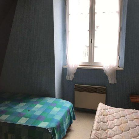Chambre 3 maison Villers sur Mer – ST Immobilier Elbeuf
