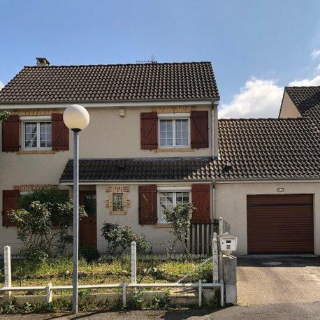 Extérieur maison F5 - St Pierre les Elbeuf - ST Immobilier Elbeuf