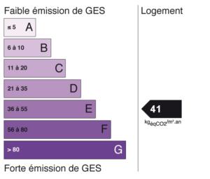 GES - maison F5 - St Pierre les Elbeuf - ST Immobilier Elbeuf
