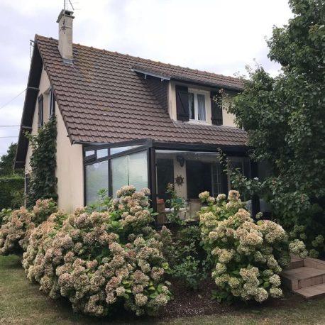 Véranda maison Villers sur Mer - ST Immobilier Elbeuf