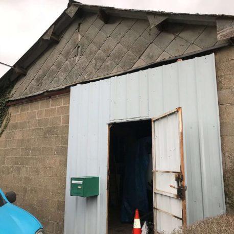 Façade entrepôt La Saussaye -ST Immobilier Elbeuf