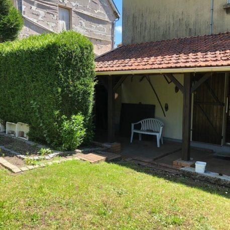 Pergola – maison F3 – Orival – ST Immobilier Elbeuf