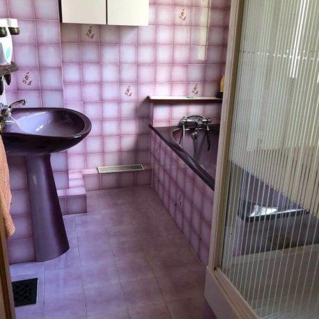 Salle de bains et douches – maison F3 – Orival – ST Immobilier Elbeuf
