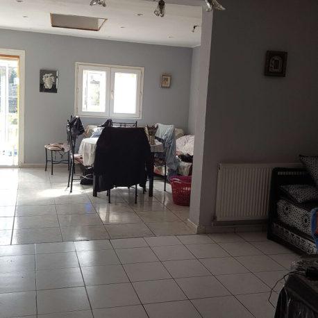 Salle de séjour-salon – maison F6 – St Etienne du Rouvray – ST Immobilier Elbeuf