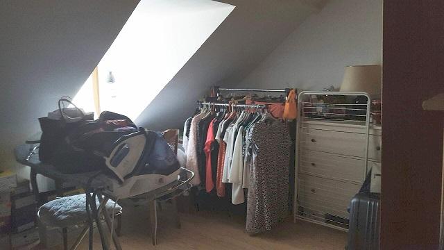 Chambre 2 maison de ville F3 – Elbeuf – ST Immobilier Elbeuf