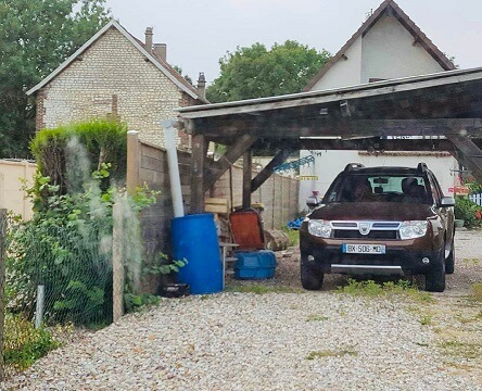 Courette – maison F4 – Tourville la Rivière – ST Immobilier Elbeuf