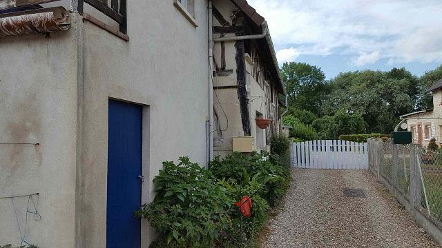 Façade - maison F4 - Tourville la Rivière - ST Immobilier Elbeuf