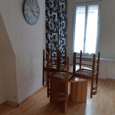 Pièce principale - appartement F1 - Caudebec les Elbeuf - ST Immobilier Elbeuf
