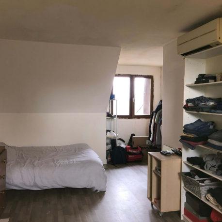 Chambre 1 – maison F5 – St Pierre des Fleurs – ST Immobilier Elbeuf