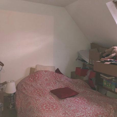 Chambre 2 – maison F5 – St Pierre des Fleurs – ST Immobilier Elbeuf