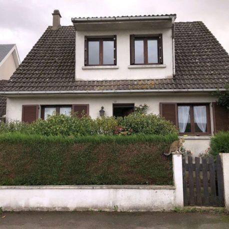 Façade - maison F5 - St Pierre des Fleurs - ST Immobilier Elbeuf