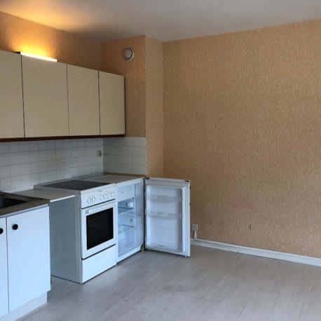 Coin cuisine – studio – Elbeuf – ST Immobilier Elbeuf