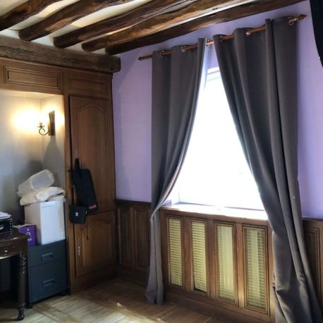Chambre parentale – maison F7 – Sotteville sous le Val – ST Immobilier Elbeuf