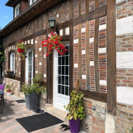 Façade – maison F7 – Sotteville sous le Val – ST Immobilier Elbeuf