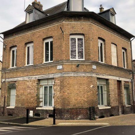 Immeuble – F2 bis – Caudebec les Elbeuf – ST Immobilier Elbeuf