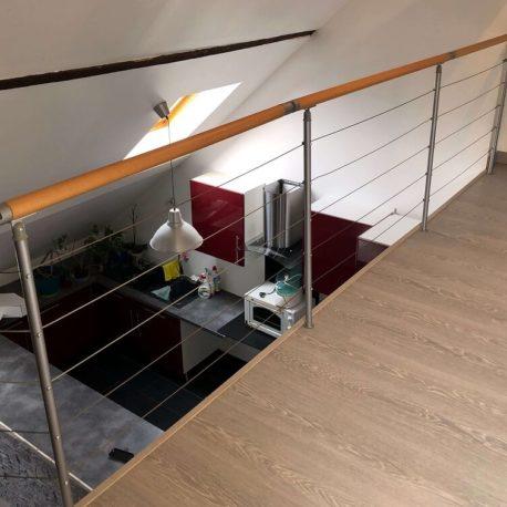 Mezzanine 3 – F2 bis – Caudebec les Elbeuf – ST Immobilier Elbeuf