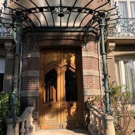 Marquise – maison de maître – St Aubin les Elbeuf – ST Immobilier Elbeuf
