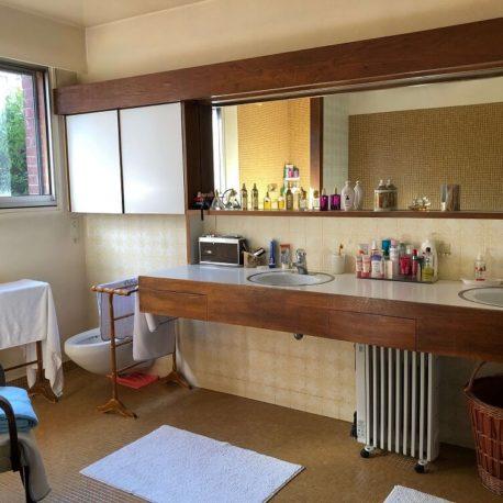 Salle de bains et douche – maison de maître – St Aubin les Elbeuf – ST Immobilier Elbeuf