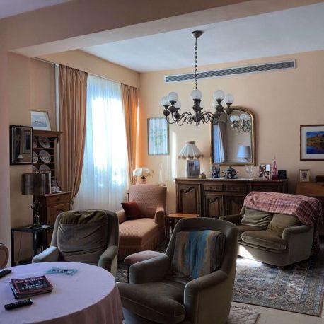 Salon – maison de maître – St Aubin les Elbeuf – ST Immobilier Elbeuf