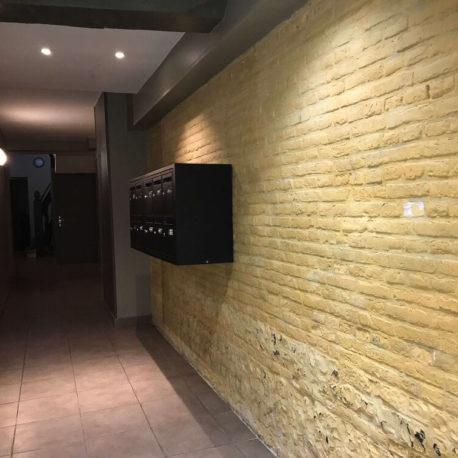 Entrée immeuble – Dieppe – Exclusivité – ST Immobilier Elbeuf