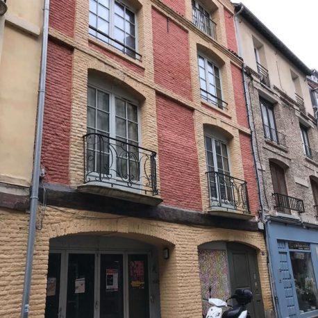Extérieur immeuble – Dieppe – Exclusivité – ST Immobilier Elbeuf
