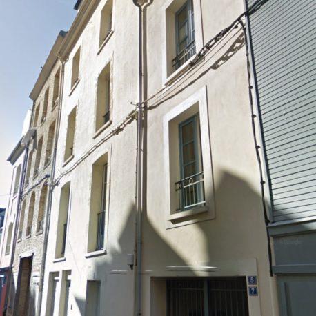 Immeuble – appartement F2 – Dieppe – Exclusivité – ST Immobilier Elbeuf