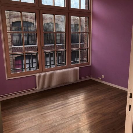 Chambre 2 – appartement F3 – Elbeuf – ST Immobilier Elbeuf