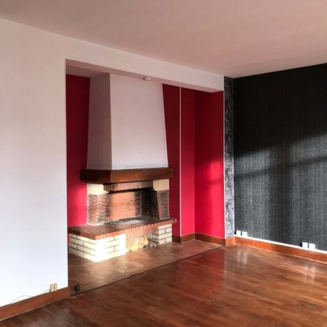 Salon appartement Elbeuf