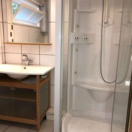 Salle de douches appartement F2 bis – Caudebec les Elbeuf