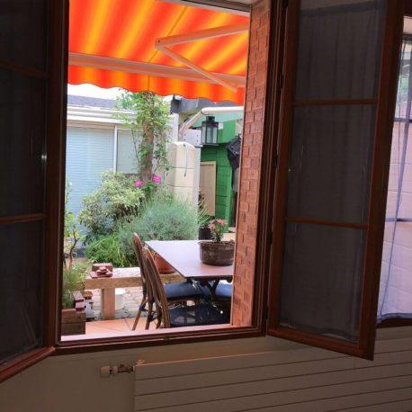 Vue chambre appartement F2 bis – Caudebec les Elbeuf